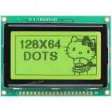 LCD گرافیکی 128X64 با بک لایت سبز