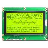 LCD گرافیکی 128*240 با بک لایت سبز