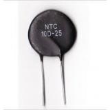 NTC (مقاومت حرارتی منفی) 10 اهم 25 میلیمتر