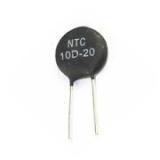 NTC (مقاومت حرارتی منفی) 10 اهم 20 میلیمتر