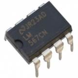 ای سی LM567 (آیسی  general purpose tone decoders)