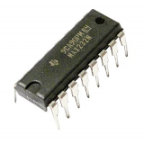 MAX232N آیسی مبدل TTL به RS232
