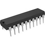 TLC7528 ای سی مبدل دیجیتال به آنالوگ 8 بیتی دوبل