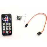 شیلد ریموت IR آردوینو Arduino IR Remote Shield