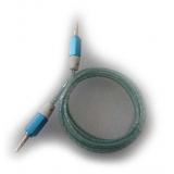 کابل صدا 1 به 1 شیشه ای -1 متری AUX