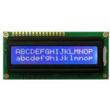 تصویر نمونه برای LCD کاراکتری 2*16