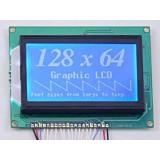 تصویر نمونه برای LCD گرافیکی 128X64